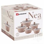 Nea Non Stick Cookware 10 Pcs | Kitchen & Dining for sale in Greater Accra, Labadi-Aborm