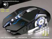 RECHARGEABLE WIRELESS MOUSE | Laptops & Computers for sale in Ashanti, Kumasi Metropolitan
