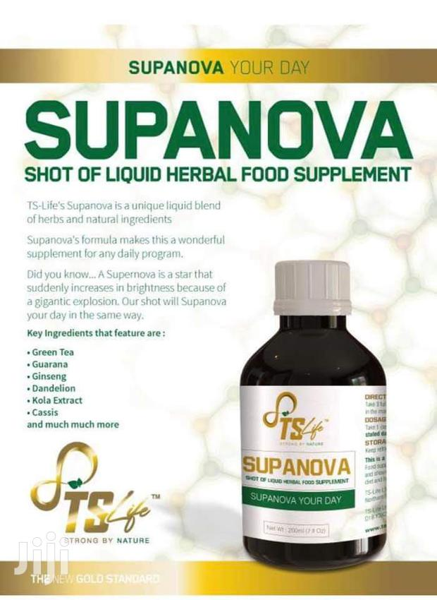 Archive: SUPANOVA- Immune Boosting, Weight Management, Energy Booster Etc