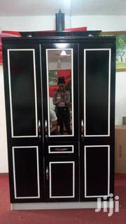 Black And White Wardrobe | Furniture for sale in Greater Accra, North Kaneshie