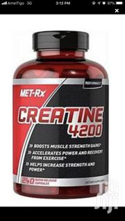 Creatine 4200 Capsules | Vitamins & Supplements for sale in Greater Accra, Osu