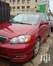 Toyota Corolla 2008 1.8 Red | Cars for sale in Greater Accra, Tema Metropolitan