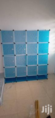 Plastic 16 Cube Wardrobe | Furniture for sale in Ashanti, Kumasi Metropolitan
