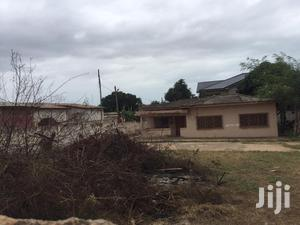 Registered Plot of Land With an Old House for Sale at Mataheko .