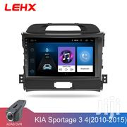 Kia Sportage Android Touchscreen DVD With Reverse And Dashboard Camera | Vehicle Parts & Accessories for sale in Greater Accra, Adenta Municipal