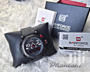Naviforce Grey/Black Strap Watch | Watches for sale in Greater Accra, Accra Metropolitan
