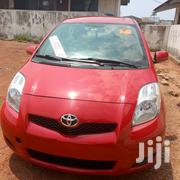 Toyota Yaris 2010 Red | Cars for sale in Greater Accra, Tema Metropolitan