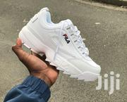 Fila Disruptor White | Shoes for sale in Greater Accra, Teshie-Nungua Estates