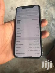 New Apple iPhone X 64 GB Black   Mobile Phones for sale in Northern Region, Tamale Municipal