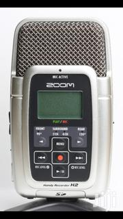 Voice Recorder/Zoom H2 Handy Recorder | Musical Instruments for sale in Greater Accra, Cantonments