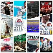 CURRENT GAMES FIFA 19 PES 19 AND OTHERS | Video Game Consoles for sale in Ashanti, Kumasi Metropolitan