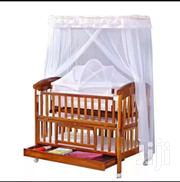 Wooden Baby Cot | Children's Furniture for sale in Eastern Region, Asuogyaman