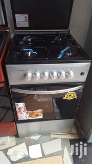 ^^4 Burner Gas Cooker 50X50 With Oven And Grill   Kitchen Appliances for sale in Greater Accra, Dansoman