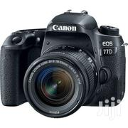 Canon EOS 77D DSLR Camera | Cameras, Video Cameras & Accessories for sale in Greater Accra, Tema Metropolitan