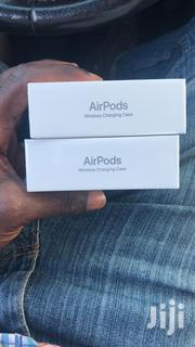 Apple Airpods 2(With Wireless Charging Case*Latest*) | Accessories for Mobile Phones & Tablets for sale in Greater Accra, Osu