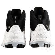 Basketball Shoes - Black/White | Shoes for sale in Greater Accra, Achimota