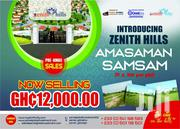Land At  Amasaman  \T_sam Sam | Land & Plots For Sale for sale in Greater Accra, Airport Residential Area