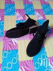 Clarks Suede Desert Black For Kids | Children's Clothing for sale in Greater Accra, Dansoman