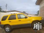 Ford Escape 2001 Yellow | Cars for sale in Greater Accra, Achimota