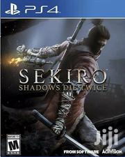 Sekiro-shadow Die Twice PS4 Games | Video Games for sale in Greater Accra, Tesano