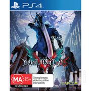 PS4 Games Devil May Cry 5 | Video Games for sale in Greater Accra, South Shiashie