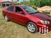 Toyota Corolla 2007 Red | Cars for sale in Greater Accra, Ga South Municipal