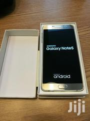 New Samsung Galaxy Note 5 32 GB Gold | Mobile Phones for sale in Greater Accra, Tema Metropolitan