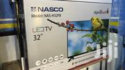 "Nasco 32"" Digital Satellite TV - NAS-H32FB + Free Bracket 