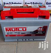Mutlu Car Battery | Vehicle Parts & Accessories for sale in Greater Accra, North Kaneshie