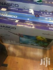 "NASCO TV 43"" INCHES LED DIGITAL & SATELLITE TV 