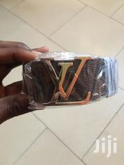 Louis Vuitton Genuine Leather Belt | Clothing Accessories for sale in Greater Accra, Dansoman