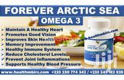 Burn Cholesterol With Forever Arctic Sea Omega 3 | Vitamins & Supplements for sale in Ashanti, Kumasi Metropolitan