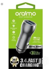 Original Araimo Bullet PRO Occ -51D 3.4A Fast Car Charger | Vehicle Parts & Accessories for sale in Greater Accra, Ga East Municipal