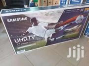 Samsung 43inches 4K Smart ULTRA HD TV   TV & DVD Equipment for sale in Greater Accra, Odorkor