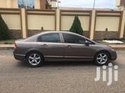 Honda Civic 2008 1.8 EX Automatic Brown | Cars for sale in Greater Accra, Adenta Municipal