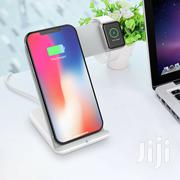 2in1 Wireless Charger Stand For Apple Watch,iPhone And Samsung | Smart Watches & Trackers for sale in Greater Accra, Achimota
