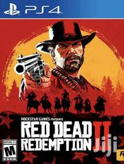 Red Dead Redemption 2 PS4 | Video Games for sale in Greater Accra, Akweteyman