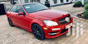 Mercedes-Benz C250 2013 Red | Cars for sale in Ashanti, Kumasi Metropolitan
