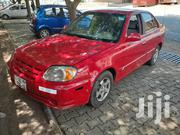 Hyundai Accent 2005 1.5 CDX Automatic Red | Cars for sale in Greater Accra, South Shiashie