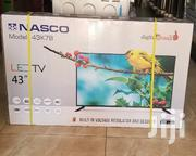 Nasco Television 43 Inches | TV & DVD Equipment for sale in Greater Accra, Accra Metropolitan