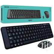 Logitech Wireless Keyboard and Mouse Combo | Computer Accessories  for sale in Greater Accra, Dzorwulu