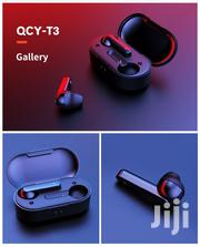 Qcy T3 Tws Bluetooth Touch Control Wireless Earphones | Headphones for sale in Greater Accra, East Legon (Okponglo)