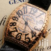 Franck Muller Gold Croco | Watches for sale in Greater Accra, Accra Metropolitan