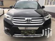Toyota Highlander 2013 Plus 3.5L 2WD Black | Cars for sale in Greater Accra, Tema Metropolitan