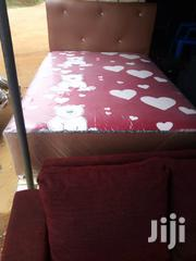 New Double Leather Bed | Furniture for sale in Greater Accra, Adenta Municipal