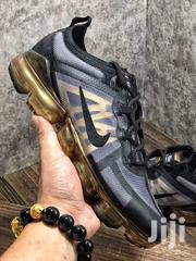 2019 Vapormax Metallicgold | Shoes for sale in Greater Accra, Lartebiokorshie