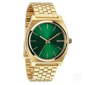 Nixon Wist Watch Gold Grey Available