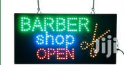 Barber Shop Signage | Stage Lighting & Effects for sale in Greater Accra, Accra Metropolitan