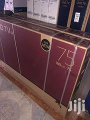 Brand New LG 75 Inches Smart Webos 4k   TV & DVD Equipment for sale in Greater Accra, Accra Metropolitan