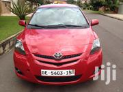 Toyota Yaris 2008 Red | Cars for sale in Greater Accra, Adenta Municipal